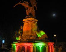 monumentul eoilor bailesti